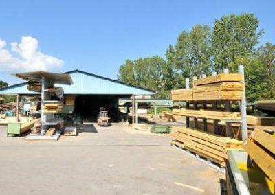 Commerce et traitement du bois